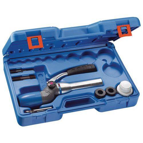 Appareil hydraulique manuel 2 positions pour emporte pi ces avec - Appareil pour rafraichir piece ...