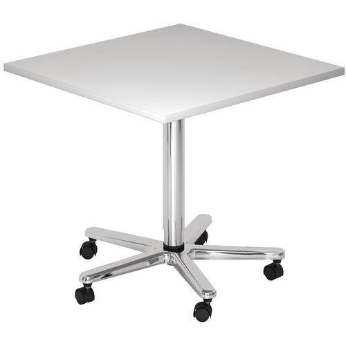 Table mobile réglable en hauteur