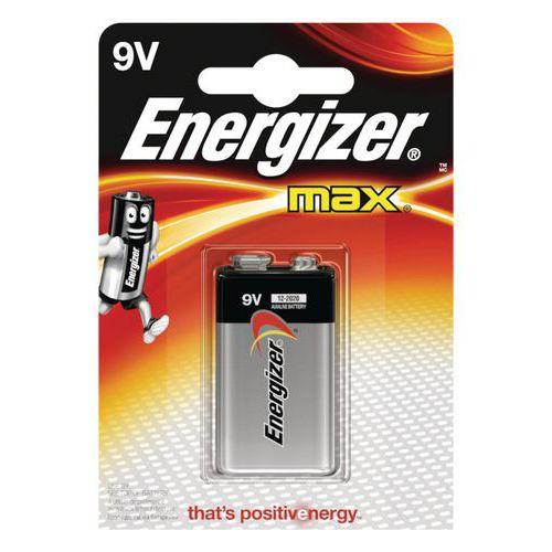 Pile alcaline MAX - 9V/LR61 - Energizer