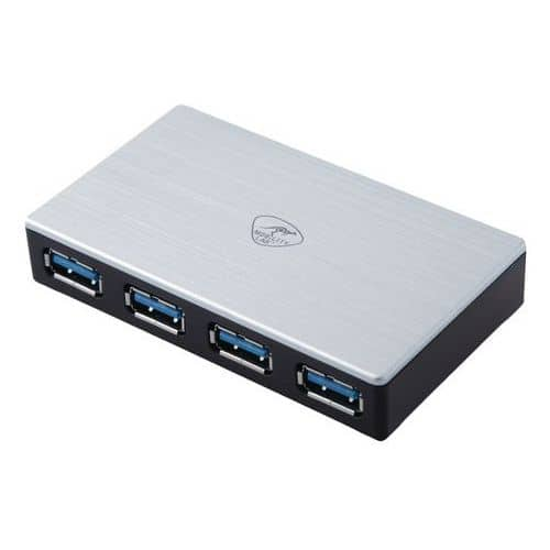 High Speed Hub 4 ports Usb 3.0 Mobility Lab