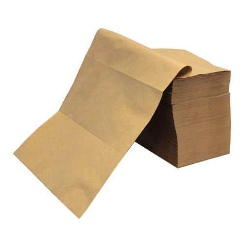 Papier kraft pour machine de calage Fillpak M
