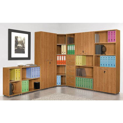 biblioth que modulaire. Black Bedroom Furniture Sets. Home Design Ideas
