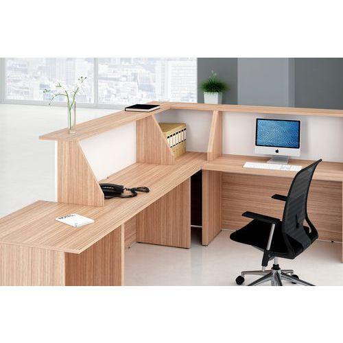 Banque d 39 accueil musa for Reception scrivania