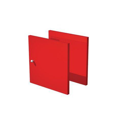 accessoire pour meuble de rangement maxicube porte manutan f. Black Bedroom Furniture Sets. Home Design Ideas