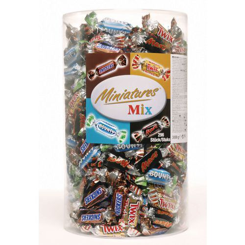 Barre de chocolat Miniature