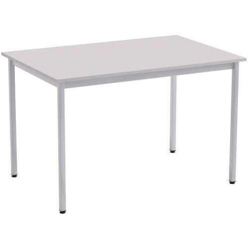 Table de restaurant collectif Gourmet - 120 x 60 cm - Perfecta