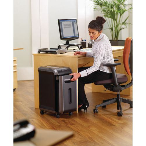 Destructeur de documents fellowes 99 ci - Destructeur de souche rapide ...