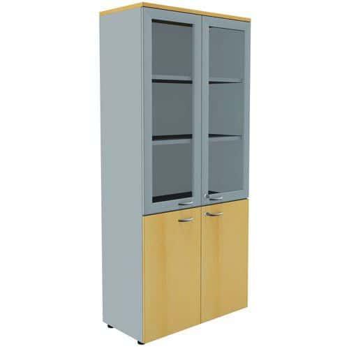 armoire de rangement air square ticka. Black Bedroom Furniture Sets. Home Design Ideas