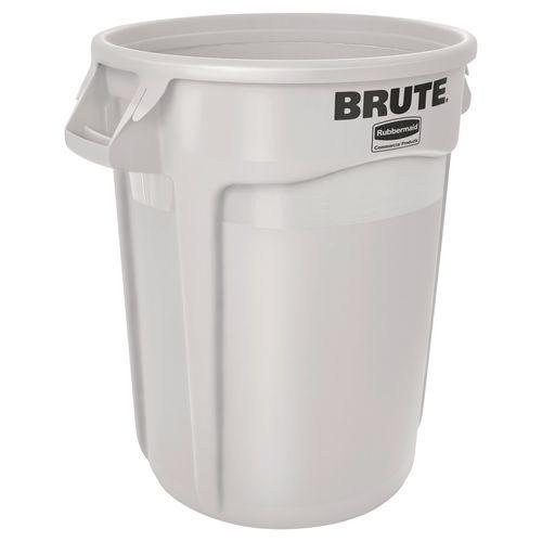Conteneur rond Brute - Blanc - 38 à 167 L