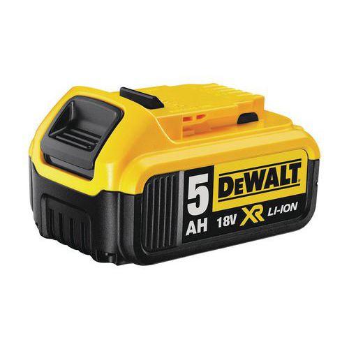 Batterie Dewalt 18V 5 Ah