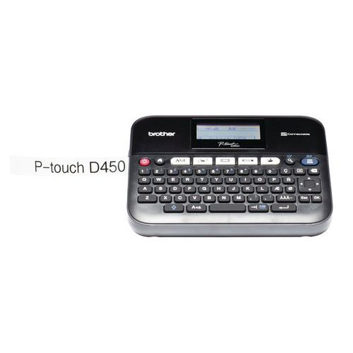 Étiqueteuse Brother PT-D450VP Azerty