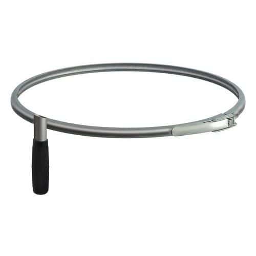 matériaux de qualité supérieure premier coup d'oeil Promotion de ventes Anneau de serrage pour sac poubelle - Ø 40 cm - Manutan.fr