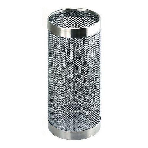 Bac porte-parapluie métal perforé