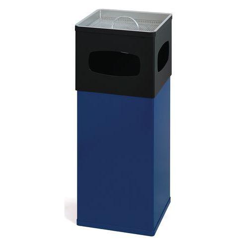 Cendrier-poubelle aluminium 50 L