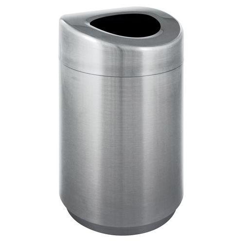 Poubelle grande capacit for Grande poubelle exterieur