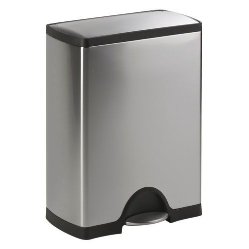poubelle p dale rectangulaire 30 l. Black Bedroom Furniture Sets. Home Design Ideas