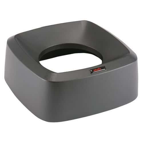 Couvercle entonnoir carr pour poubelle iris - Couvercle pour poubelle automatique ...
