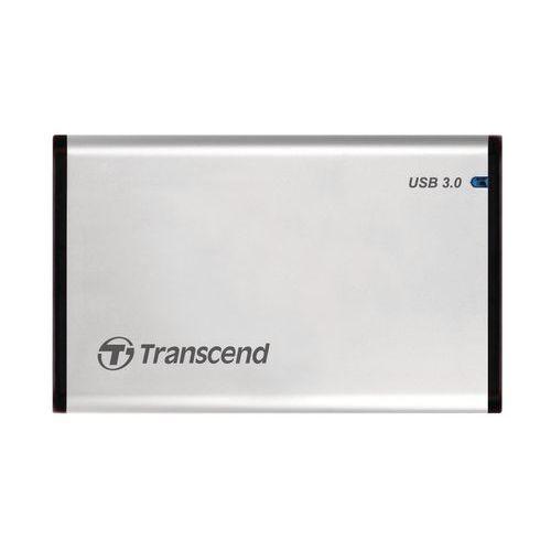 Boîtier disque dur Transcend StoreJet USB 3.0