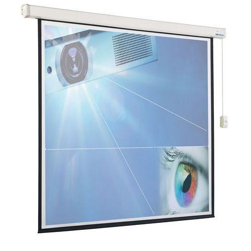 Écran de projection électrique Smit Visual
