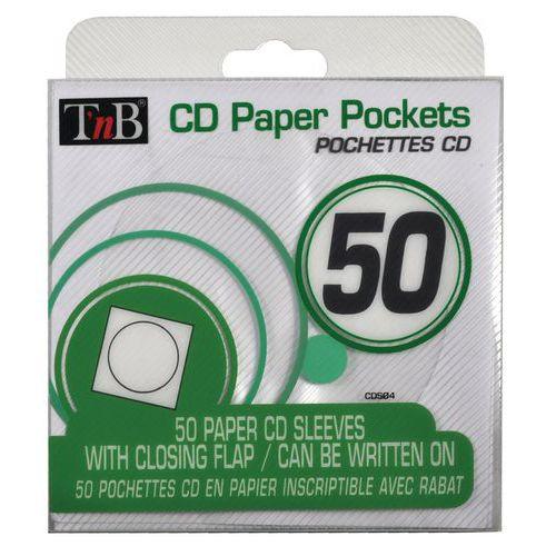 Pochette papier CD DESQ