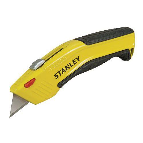 Couteau lame rétractable à rechargement automatique