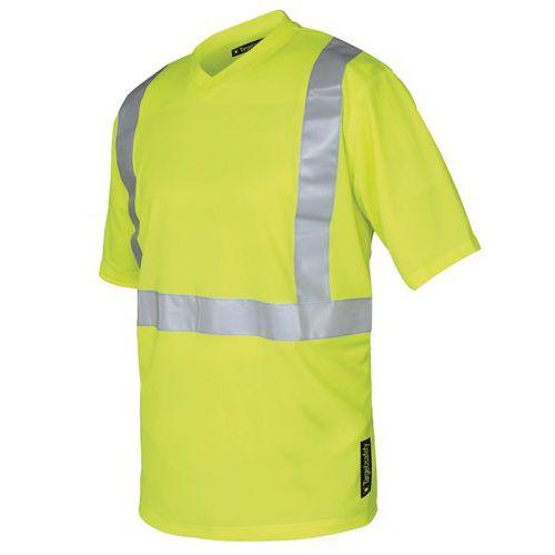T-shirt de travail haute visibilité
