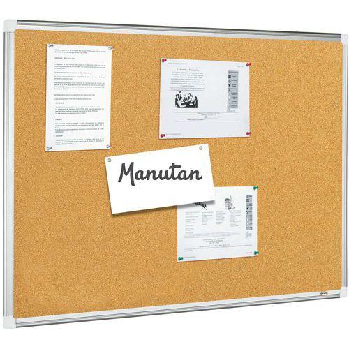Panneau d'affichage - Manutan