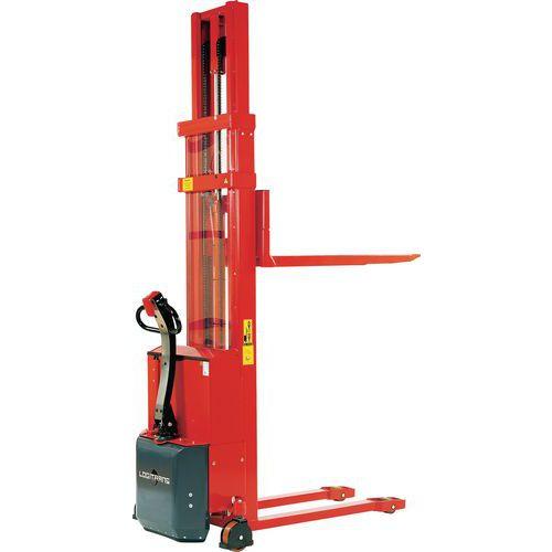 Gerbeur électrique ergonomique - Capacité 1000 kg