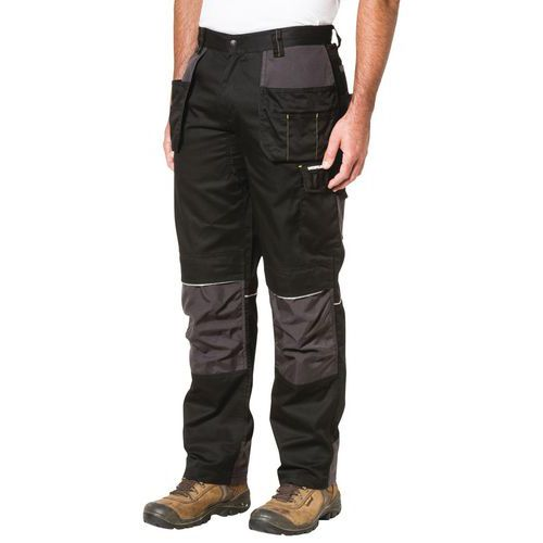 pantalon de travail slim skilled caterpillar