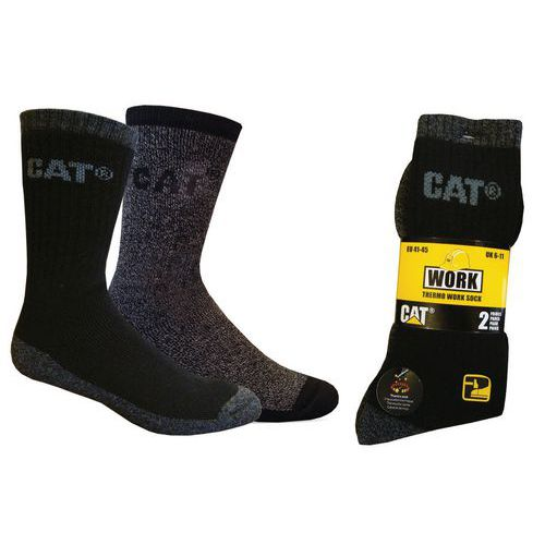 Chaussettes Thermo Caterpillar