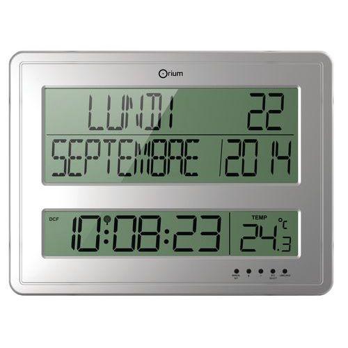 Horloge digitale calendrier RC Orium
