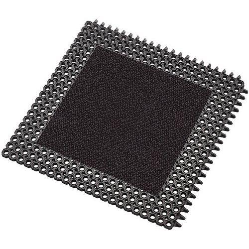 Dalle modulable 12 mm avec tapis absorbant