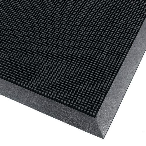 tapis d 39 entr e ext rieur en caoutchouc picots flexibles. Black Bedroom Furniture Sets. Home Design Ideas