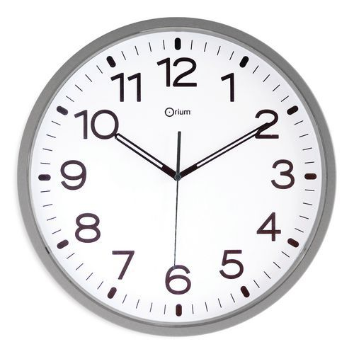 Horloge silencieuse magnétique