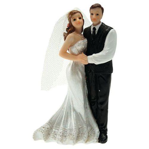 Figurine décoration gâteau - Couple Venise