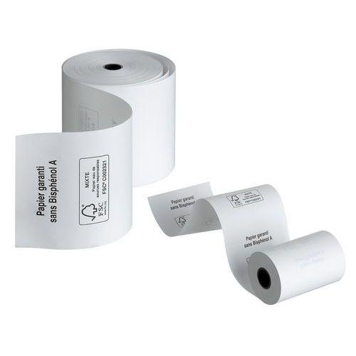 Bobine papier thermique