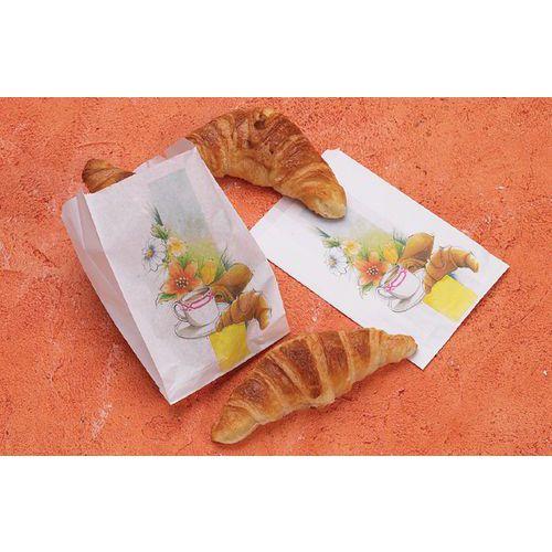 Sacs croissants et brioches