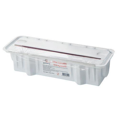 Film étirable alimentaire PVC