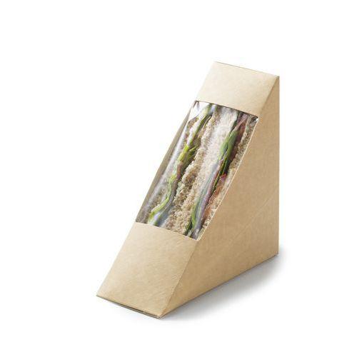 Boîtes carrées avec couvercle à fenêtre