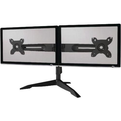 Support à poser 2 écrans 15-24 Aavara