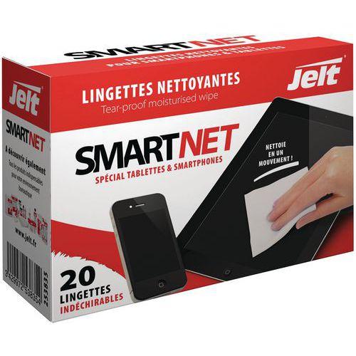 Lingette pour smartphones Jelt SMARTNET