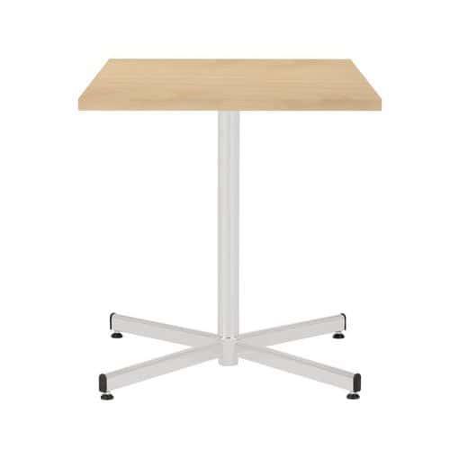 Table Cafétéria - 80 x 80 cm - Carrée