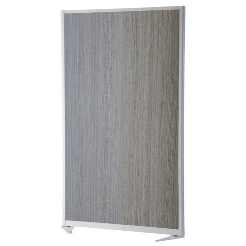 cloison de s paration tendance panneau plein hauteur 150 cm. Black Bedroom Furniture Sets. Home Design Ideas