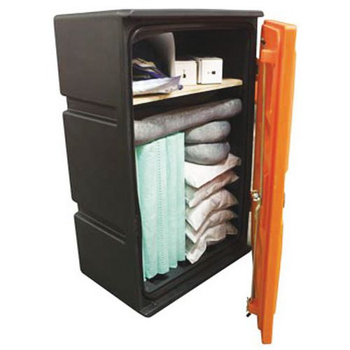 Kit d'absorbants en armoire 70 L - Ikasorb