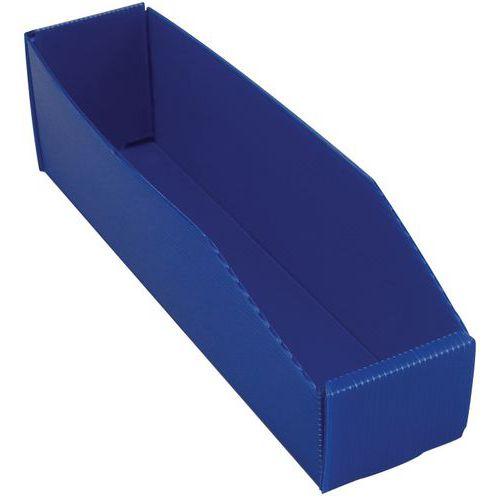 bac bec d pliable longueur 380 mm 5 l 17 l. Black Bedroom Furniture Sets. Home Design Ideas