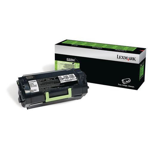 Toner  - 522 - Lexmark