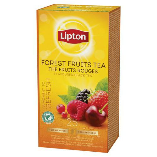 Thé Lipton - Fruits des bois
