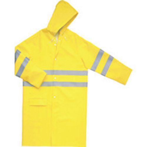 Manteau de pluie haute visibilité MA605V2
