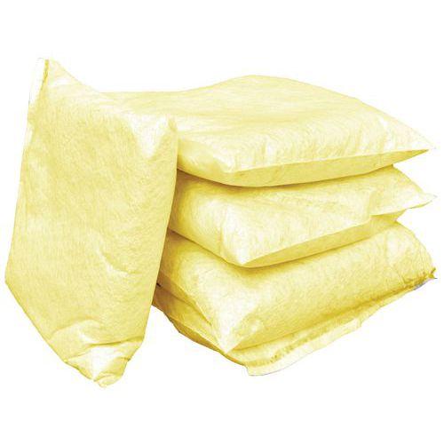 Coussin absorbant pour produits chimiques - Ikasorb