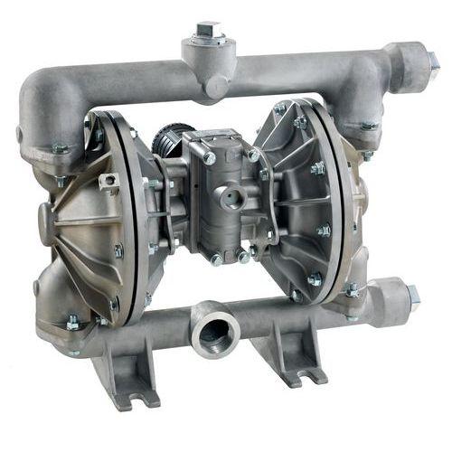 Pompe pneumatique à membrane métal - Produits neutres et inflammables